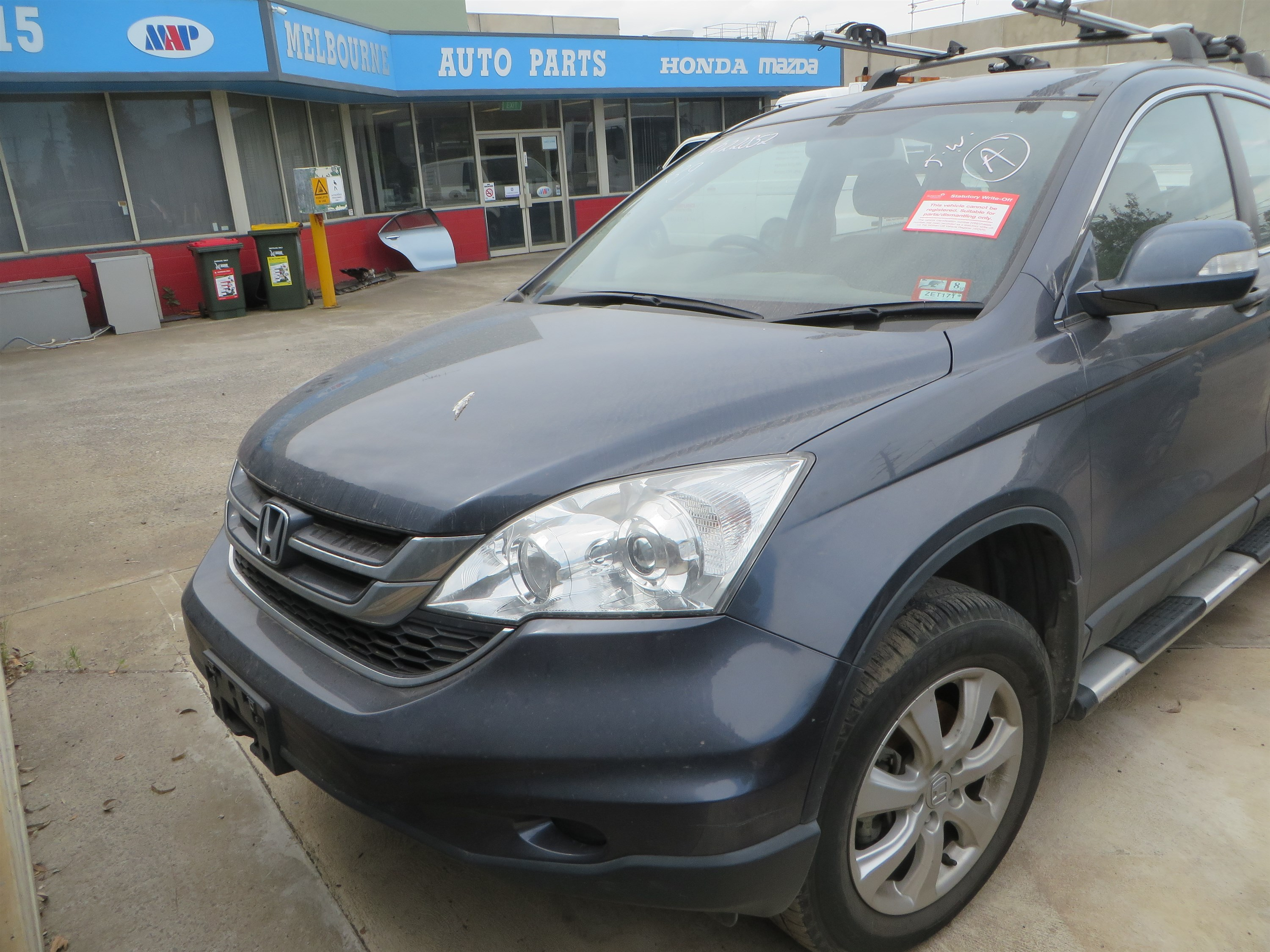 RE CRV 2011 ML 2