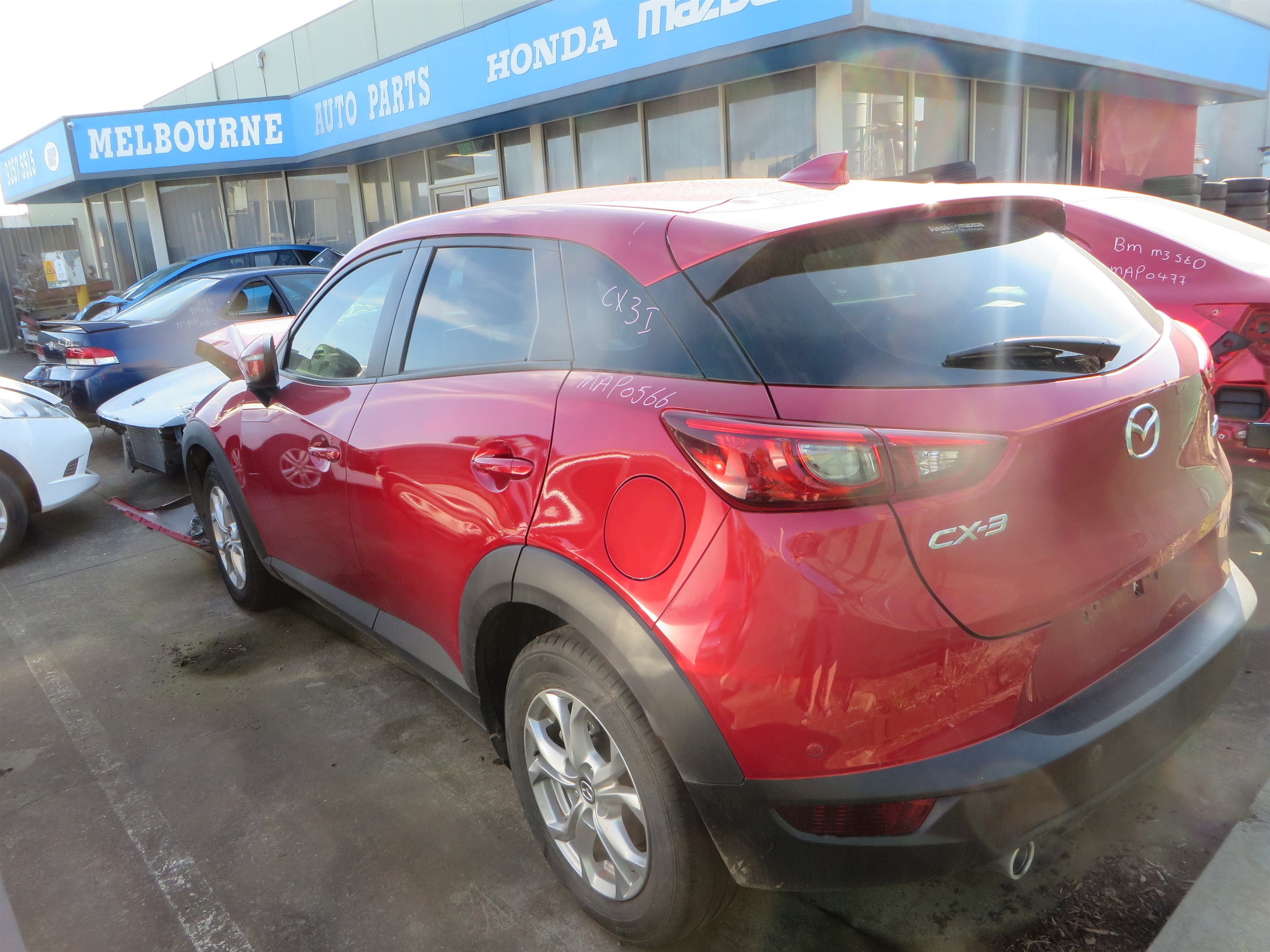 Mazda Cx3 Parts Mazda And Honda Spare Parts