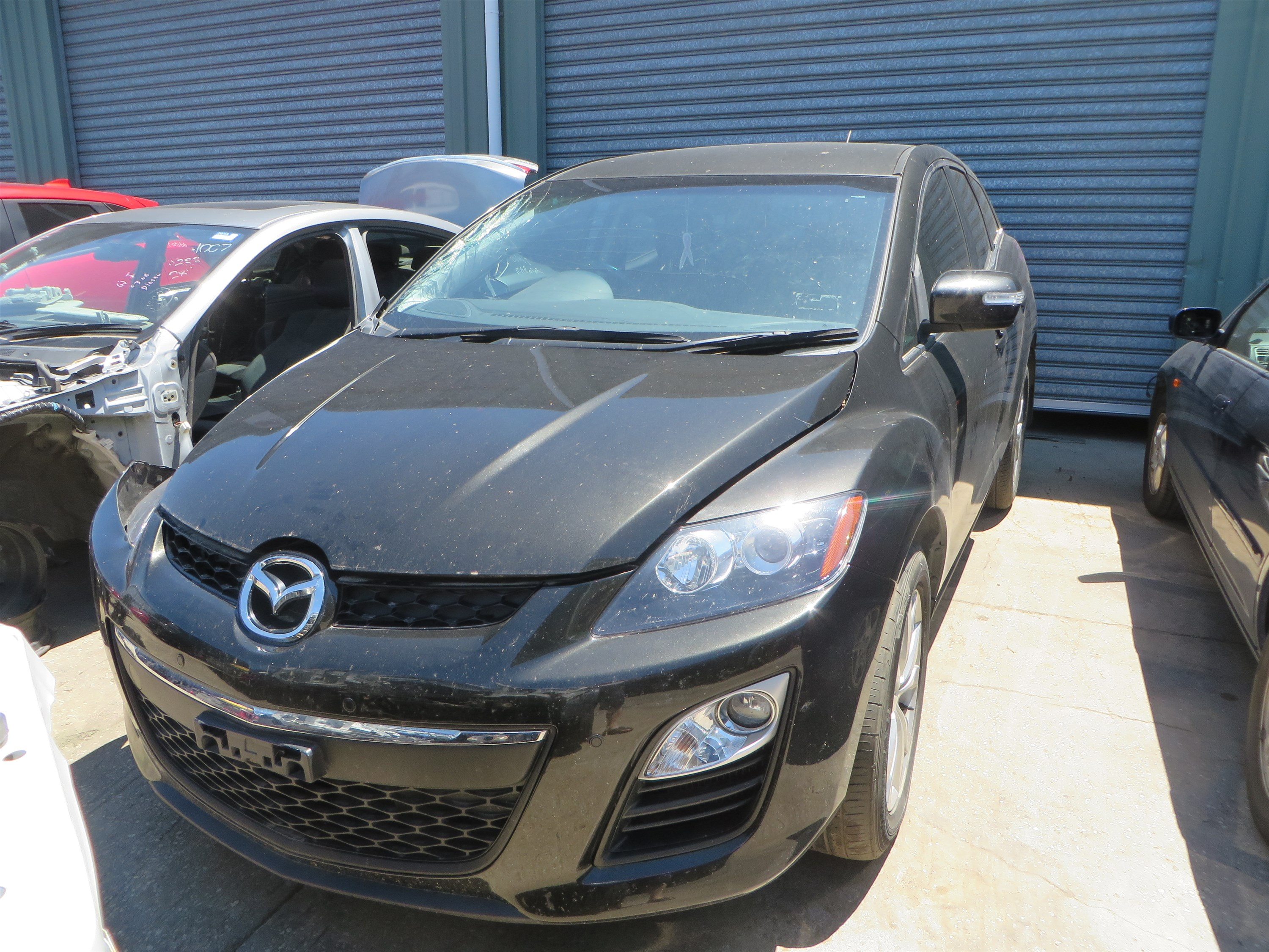 CX7 2011 DESEL R2 TURBO ENG